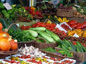 Biolandhof Grossholz Markt Gemuese