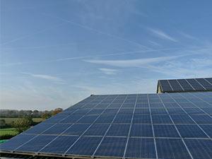 Biolandhof Grossholz Photovoltaik-Anlage